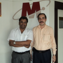 Mr.P.S.Khopkar(Ms Universal Chemicals & Industries P.Ltd)