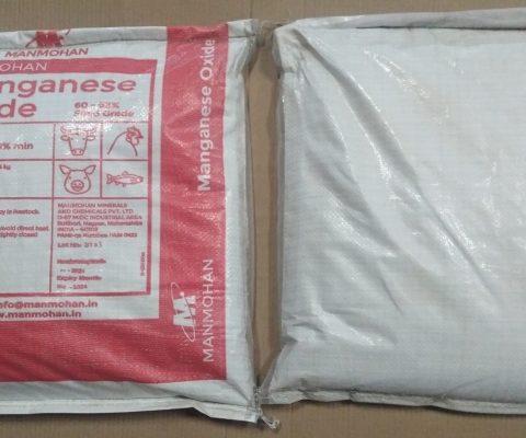 25 kg bag